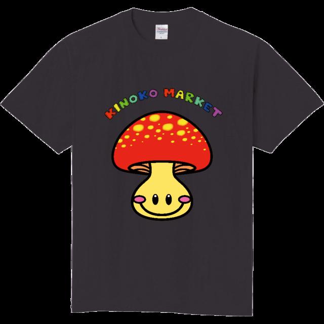 KINOKOMArket きのこTシャツ for kids.png